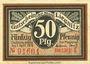 Banknotes Liegnitz (Legnica, Pologne), Stadt, billet, 50 pf n.d. -1.4.1919