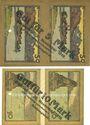 Banknotes Lindau i. B., Stadt, billets, 5 mark, 10 mark n.d. - 30.11.1918, annulation par perforation