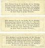 Banknotes Lingen, Stadt, série de 3 billets, 10 pf, 25 pf, 50 pf n.d. - 1.4.1920
