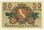 Banknotes Lohr am Main, Stadt, billet, 50 pf 27.3.1918