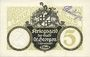 Banknotes St Georgen, Stadt, billet, 5 mark 1.11.1918