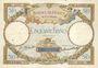 Banknotes Banque de France. Billet. 50 francs L. O. Merson, 17.11.1932, modifié