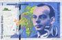 Banknotes Banque de France. Billet. 50 francs (Saint-Exupéry), 1993