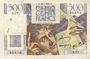 Banknotes Banque de France. Billet. 500 francs, Chateaubriand, 28.3.1946