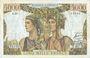 Banknotes Banque de France. Billet. 5000 francs, Terre et Mer, 10.3.1949