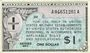 Banknotes Etats Unis. Armée américaine. Billet. 1 dollar (1946)