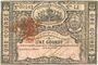 Banknotes Haïti. Billet. 1 gourde 16.4.1827