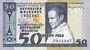 Banknotes Madagascar. Billet. 50 francs / 10 ariary