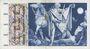 Banknotes Suisse. Billet. 100 francs 8.12.1958