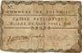 Banknotes Solomiac. Billet de 5 sols n. d., 2 signatures