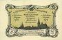 Billets Ansbach. Stadt. Billet. 50 pf  (avril) 1917