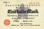 Billets Bayern. Bayerische Staatsbank. Nürnberg 1918. Billet. 1/2 mark 15.11.1918