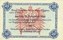 Billets Brandenburg a. Havel. Brandenburger Bankverein. Billet. 1/2 mark 1.5.1917