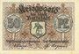 Billets Buttstädt. Stadt. Billet. 50 pfennig 1917