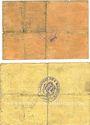 Billets Ergoldsbach. Marktgemeinde. Billets. 25 pf, 50 pf 15.1.1917