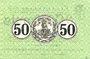 Billets Erlelenz. Kreis. Billet. 50 pf 19.10.1918