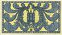 Billets Ettenheim. Stadt. Billet. 50 pfennig 10.1.1919, Original !
