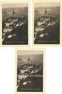 Billets Kahla. Stadt. Série de 3 billets. 25 pf, 50 pf, 75 pf n. d. - 31.12.1921, série Hindenbourg I