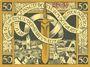 Billets Kaufbeuren. Stadt. Billet. 50 pf 15.6.1918
