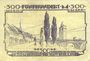 Billets Kehl. Stadt. Billet. 500 mark 20.10.1922
