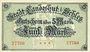 Billets Landeshut (Kamienna Gora, Pologne), Stadt, billet, 5 mark 14.11.1918