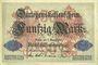 Billets Allemagne. Billet. 50 mark 5.8.1914, série A