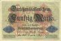 Billets Allemagne. Billet. 50 mark 5.8.1914, série Q