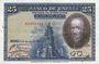 Billets Espagne. Banque d'Espagne. Billet. 25 pesetas 15.8.1928