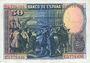 Billets Espagne. Banque d'Espagne. Billet. 50 pesetas 15.8.1928