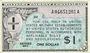 Billets Etats Unis. Armée américaine. Billet. 1 dollar (1946)