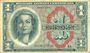 Billets Etats Unis. Armée américaine. Billet. 1 dollar (1964)