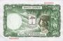 Billets Guinée Equatoriale. Billet. 5 000 bipkwele 21.10.1980 surchargé /500 pesetas guineanas 1969