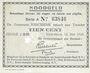 Billets Pays Bas. Commune (Gemeente) Enschede. Billet. 10 cent 14.5.1940