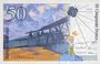 Billets Banque de France. Billet. 50 francs (Saint-Exupéry), 1992