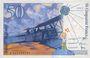 Billets Banque de France. Billet. 50 francs (Saint-Exupéry). 1997, modifié