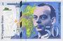 Billets Banque de France. Billet. 50 francs (Saint-Exupéry), 1997, modifié