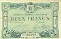 Billets Angoulême (16). Chambre de Commerce. Billet. 1 franc 15 janvier 1915, 4e série
