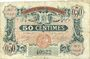 Billets Angoulême (16). Chambre de Commerce. Billet. 50 cmes 11 avril 1917, 5e série