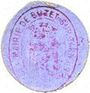 Billets Buzet-sur-Tarn (31). Commune. Billet. 10 centimes