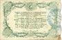 Billets Cambrai (59). Syndicat de Communes de la Région de Cambrai. Billet. 10 francs 10.5.1916, série A
