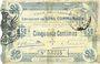 Billets Cambrai (59). Ville. Billet. 50 centimes 30.10.1914