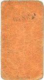 Billets Croix (59). Ville. Guerre 1914. Comité de Secours. Billet. 10 centimes