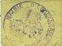 Billets Esquehéries (02). Commune. Billet. 10 centimes