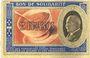 Billets Etat Français (1940-1944). Bon de solidatité. 2 francs. Effigie du maréchal Pétain