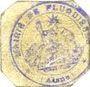 Billets Fluquières (02). Commune. Billet. 10 centimes