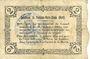 Billets Fontaine-Notre-Dame (59). Commune. Billet. 2 francs 16.12.1915, série A
