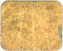 Billets Hénin-Liétard (62). Ville. Billet. 10 centimes 7.9.1915, carton jaune