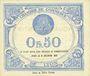 Billets Lyon (69). Chambre de Commerce. Billet. 50 centimes 29.7.1920, 24e série