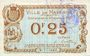Billets Mayenne (53). Ville. Billet. 25 centimes 8.12.1917
