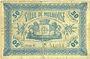 Billets Mulhouse (68). Ville. Billet 50 centimes 18.12.1918. Série C